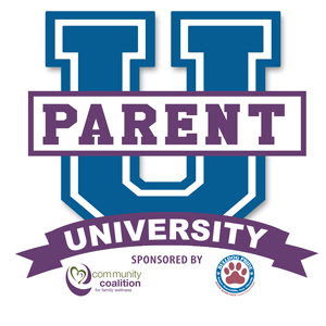 Parent University on positive relationships and bullying prevention: Nov. 9