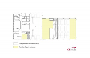 Transportation/Operations & Maintenance facility plans.