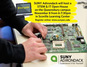 SUNY ADK poster