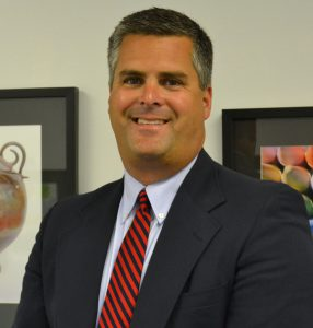 Superintendent of Schools Michael N. Patton, Ed.D.