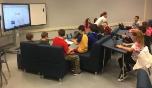 MS flexible learning space