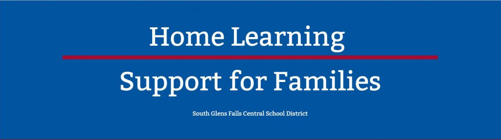 Home Learning Support for Families